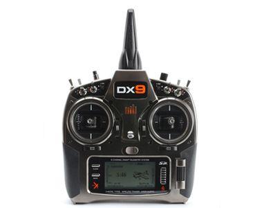 Radiocommande Spektrum DX9 2.4GHz émetteur seul