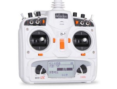 Radiocommande Walkera Devo 12E + récepteur