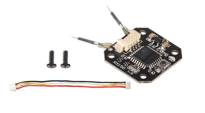 Récepteur DEVO-RX716 pour Rodeo F150 vue du dessus