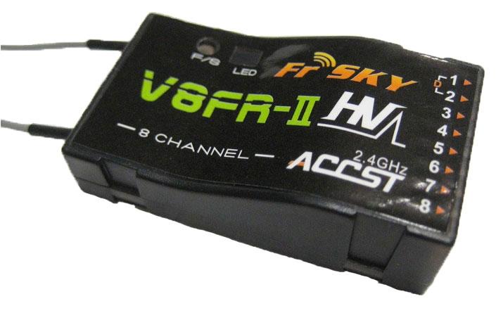 Recepteur Frsky V8FR II