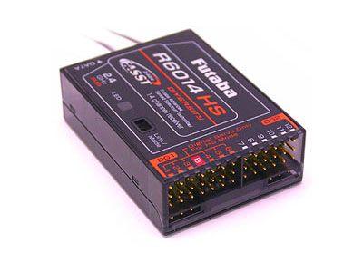Récepteur Futaba 14 voies R6014HS 2.4Ghz
