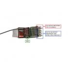 Récepteur Radiolink R6D 2.4Ghz 6 voies