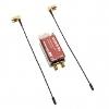 Récepteur UHF 8 canaux diversifié pour EzUHF