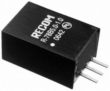 Régulateur 5 volts 1A