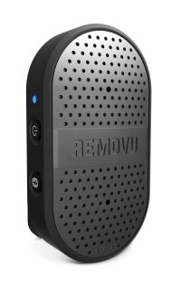 Microphone bluetooth compact et léger pour une utilisation facile