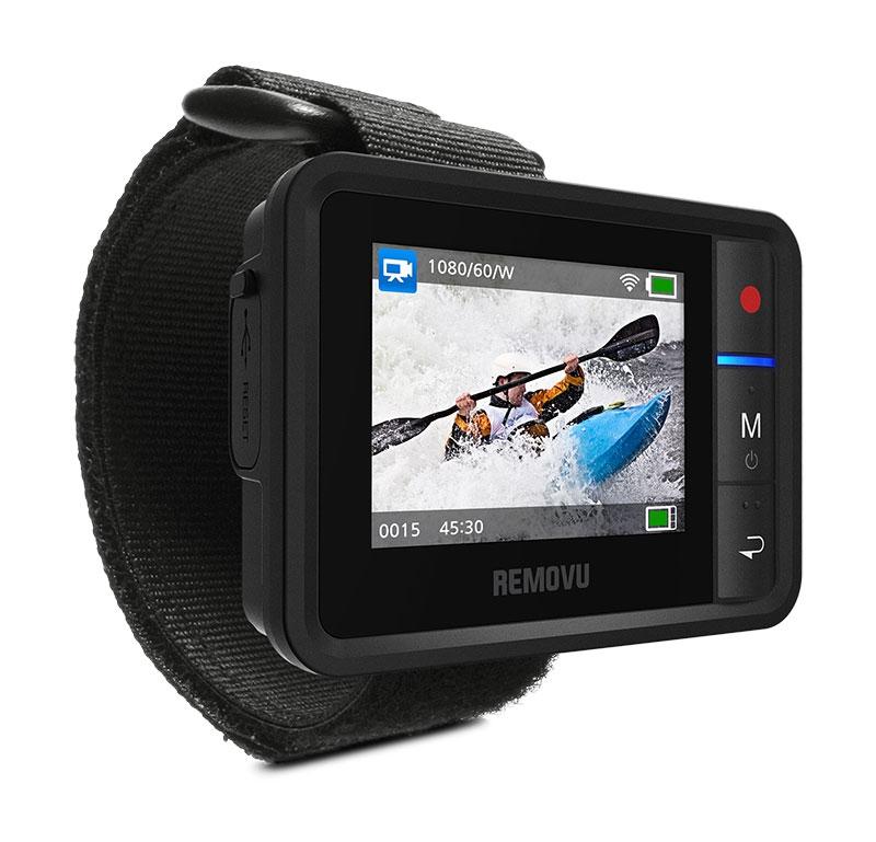 Removu R1+ pour GoPro Hero 3/3+ et 4
