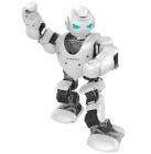 Robot humanoïde Alpha 1S en position défense - vue de face