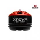 Roulements pour Xnova RM 2206 Vue moteur 2206