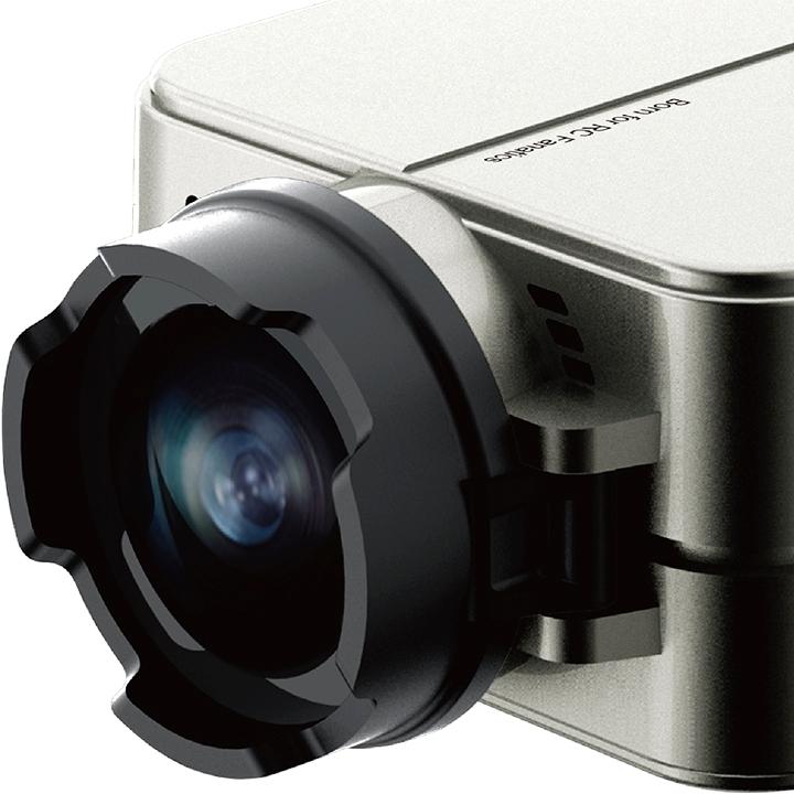 Lentille de la Caméra RunCam 2 HD 1080p