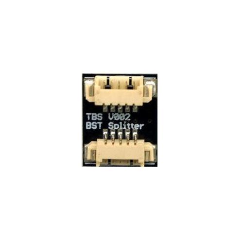 Récepteur diversifié 8 canaux Crossfire TBS - splitter