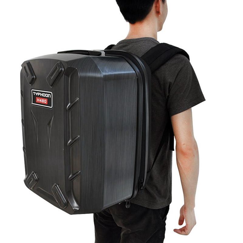 Le sac à dos renforcé Kimura dispose de larges bretelles rembourrées assurant confort