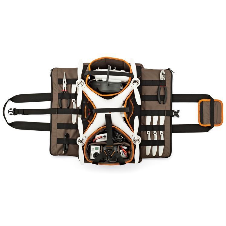 Ce sac permet de ranger votre drone et d\'organiser vos affaires. Efficace et pratique!