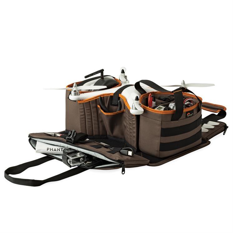 Très astucieux et facile d\'accès, il est indispensable aux dronistes qui souhaitent avoir rapidement tout sous la main : batterie, outils, hélices...