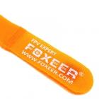 Sangle Foxeer anti-dérapante 22 cm couleur orange