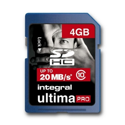 Carte SDHC 4 Go classe 10 UltimaPro