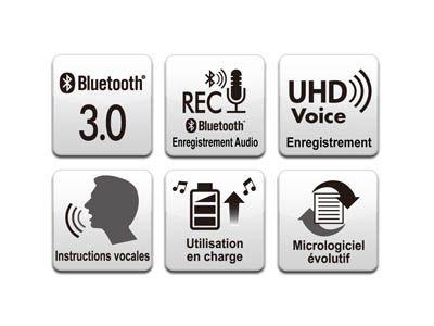 SENA Bluetooth audio Pack pour GoPro