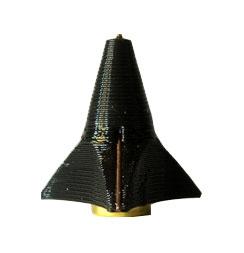 Antenne FL 5,8GHz Terrybuild - RP-SMA vu de face