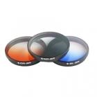 Set de filtres gradu�s pour DJI Zenmuse X3 - Polar Pro
