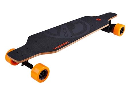 Skate électrique Yuneec E-GO Cruiser transport urbain gyropode