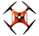 Splash Drone AUTO+ (Plus) SwellPro - vue du dessus