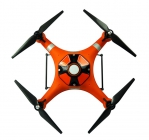 Splash Drone SaR SwellPro - vue du dessus
