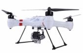 Splash Drone PRO de chez SwellPro aussi performant en l'air que sous l'eau