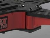 Système de bras en carbone du Vortex Pro 250 de chez ImmersionRC