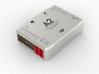 Système de stabilisation GPS DJI A2