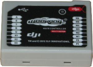 Système de stabilisation GPS DJI Wookong M