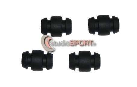 T-frame silicone rubber damper pour DJI S800
