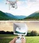 Test de la tablette Android HD900 - Flysight avec drone DJI Phantom 3