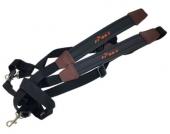 Le harnais est très agréable à l\'usage soulageant le poids de la radiocommande. Celui-ci est réglable pour s\'adapter au plus proche de votre morphologie.