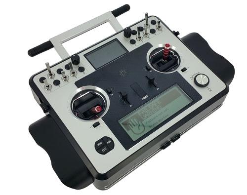 Cette radiocommande est ultra complète. Elle est idéale pour les fans de FPV et les pilotes de racers.