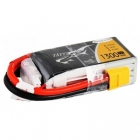 Batterie lipo 4S 1300 mAh 75C 14.8V - Tattu - RS