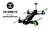Drone racer TBS Vendetta ARF