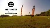 tbs vendetta - racer entre deux drapeaux - circuit fpv racing