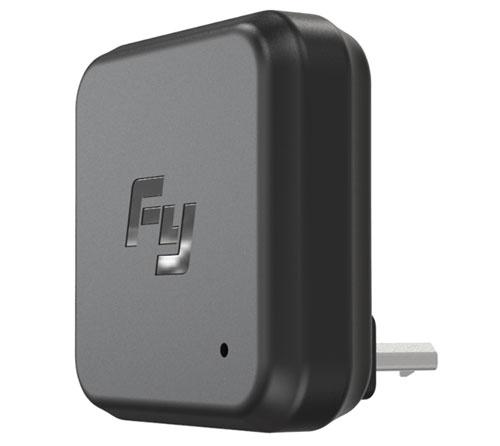 Le module bluetooth est à connecter directement sur le steadycam Feiyu WG