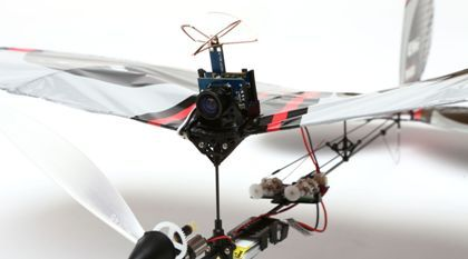 UMX FPV Vapor BNF E-FLITE - photo 3