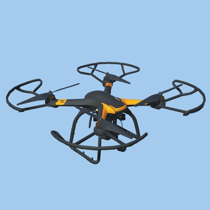 Un drone de loisir