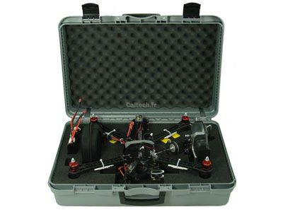 Valise Caltech pour drone TBS Discovery Pro