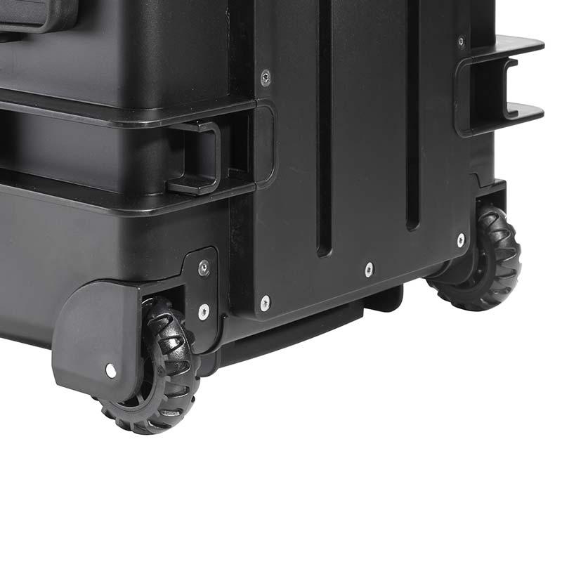 Roulettes valise CopterCase DJI Phantom 4