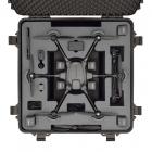 Disposant de nombreux compartiments, la valise HPRC protègera efficacement votre drone Yuneec lors du transport