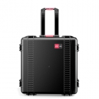La valise HPRC pour Yuneec Typhoon H dispose d'une poignée rétractable et de roulettes facilitant son déplacement