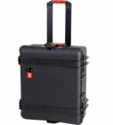 Système à roulette et poignée rétractable pour faciliter le transport de votre drone 3D Robotics Solo