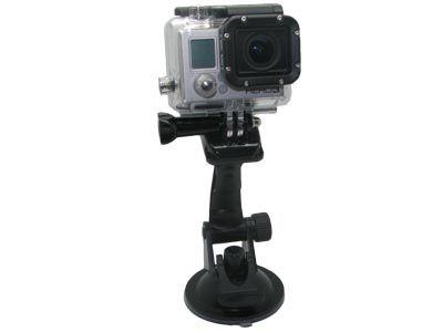 Ventouse compacte pour GoPro