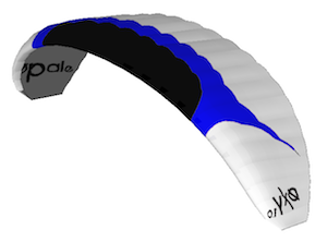 Voile Oxy 1.0 Opale Paramodels