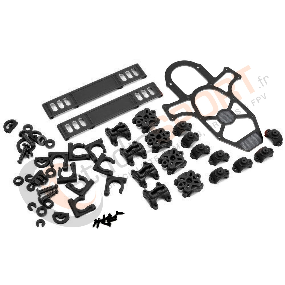 vortext crash kit 1 black