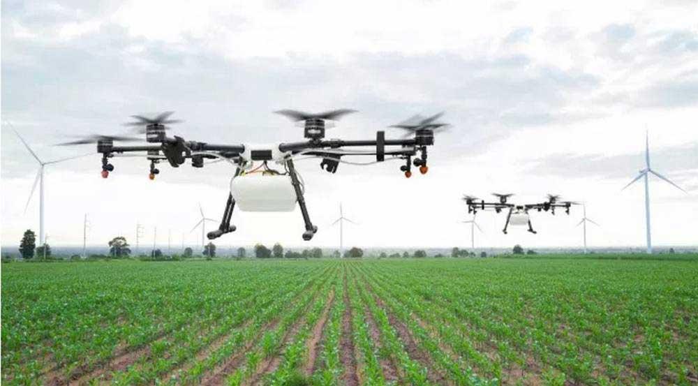 Acheter un drone peu sensible au vent