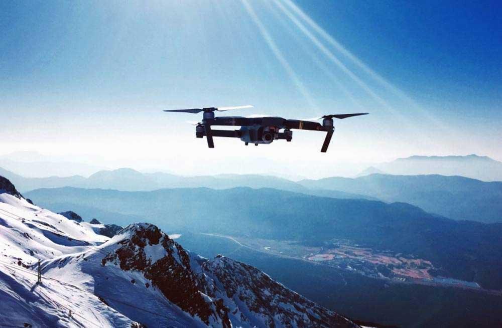 Apporter un drone en voyage