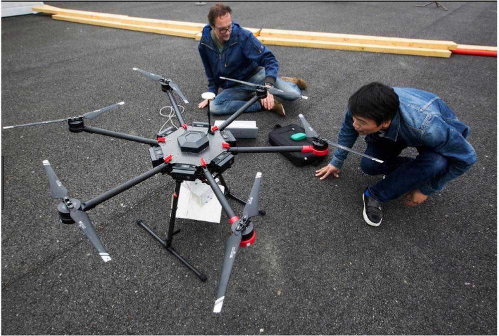 Apprendre à utiliser son drone